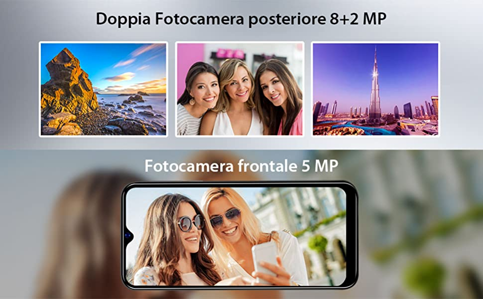 Blackview A60 Pro Dual Camera