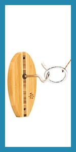 Tiki Toss Shortboard