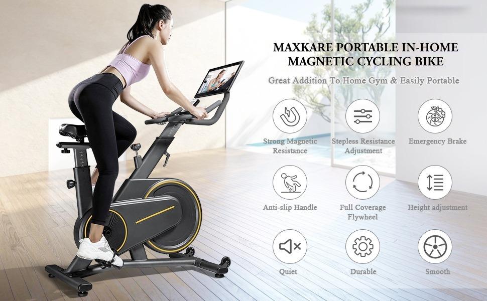 Maxxkare Spin bike