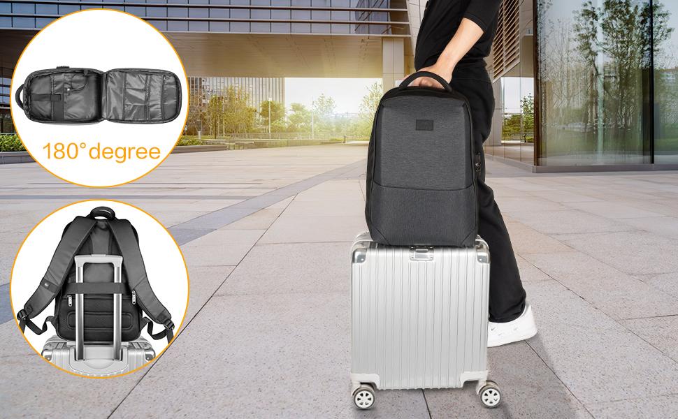 Luggage / Suitcase strap & TSA Designed