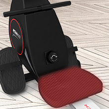roeitrainer, roei-apparaat, roeimachine, Sportstech RSX400, magnetische weerstand