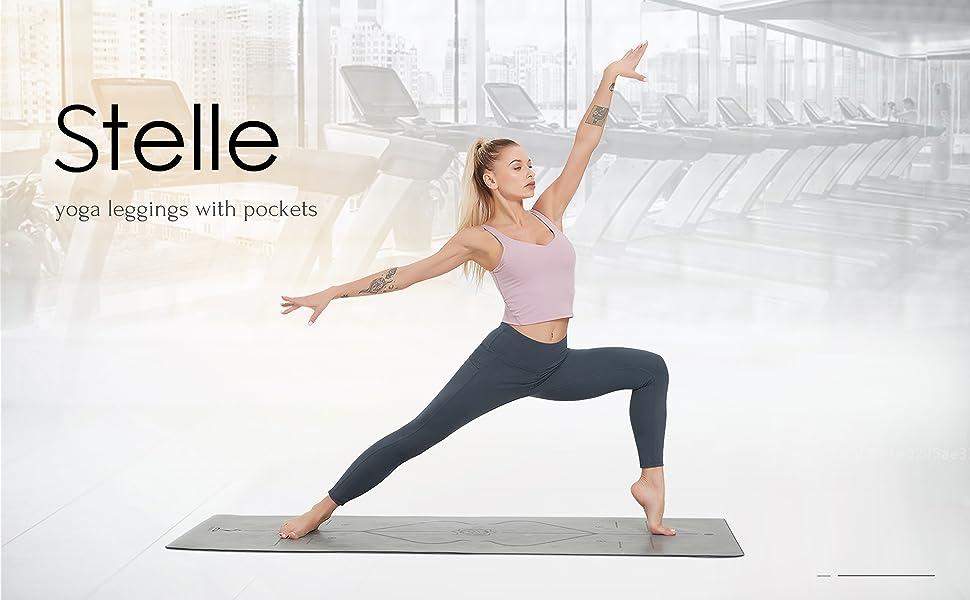 stelle yoga leggings