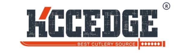 KCCEDGE BEST CUTLERY SOURCE BRAND LOGO