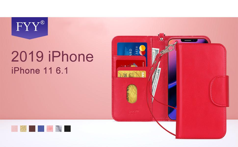 FYY Cover iPhone 11 Custodia iPhone 11 6.1
