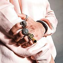 Rings for Men