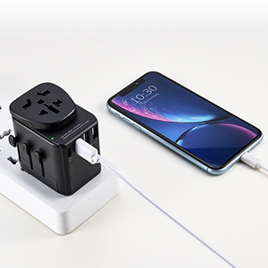 Universal Power Wall Charger