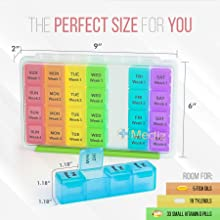 pill sorter monthly pill boxes and organizer monthly 28 compartment pill organizer