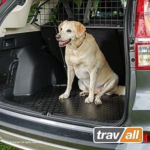 Travall Liner Kofferraumwanne Tbm1099 Maßgeschneiderte Gepäckraumeinlage Mit Anti Rutsch Beschichtung Auto