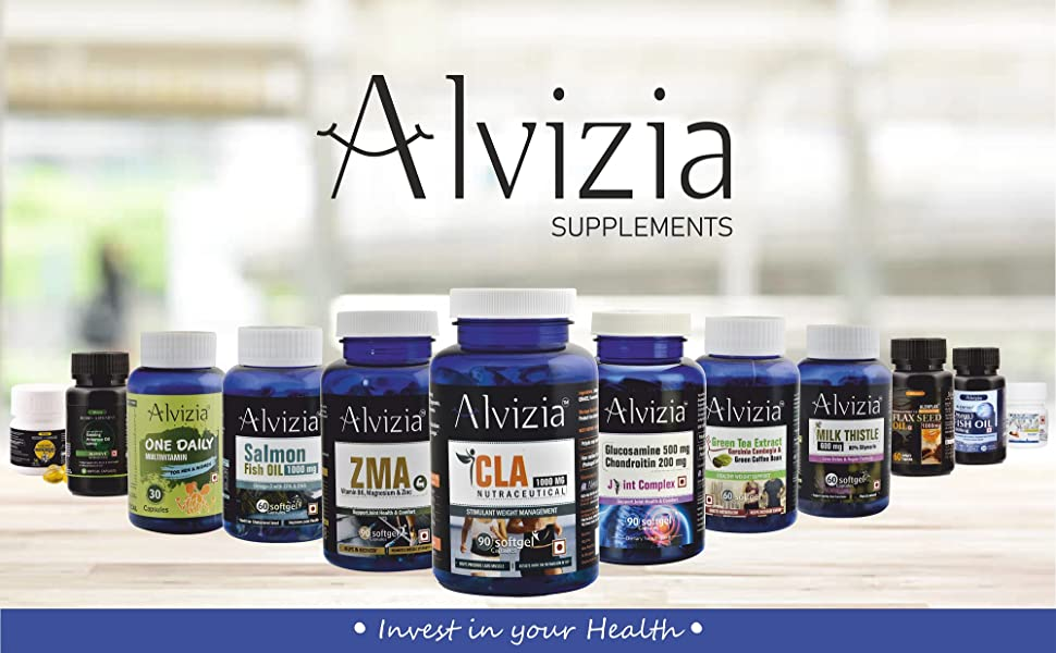 ALVIZIA'S  SUPPLEMENTS