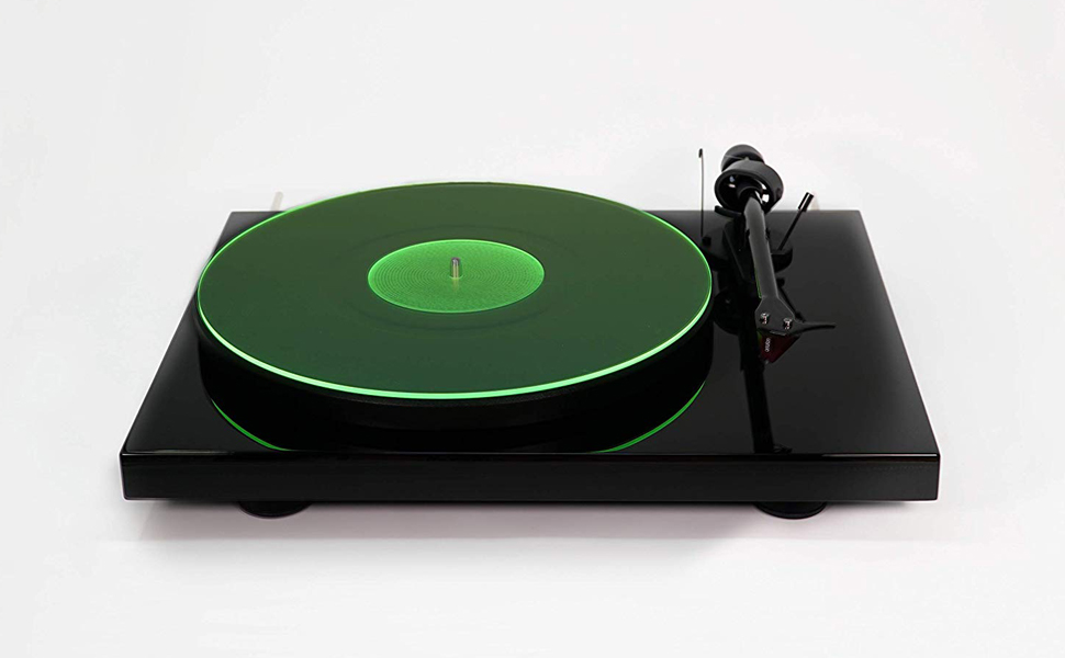 film música gruesa sonido sistema estéreo altavoces colores audiófilo cuero antiestático corcho