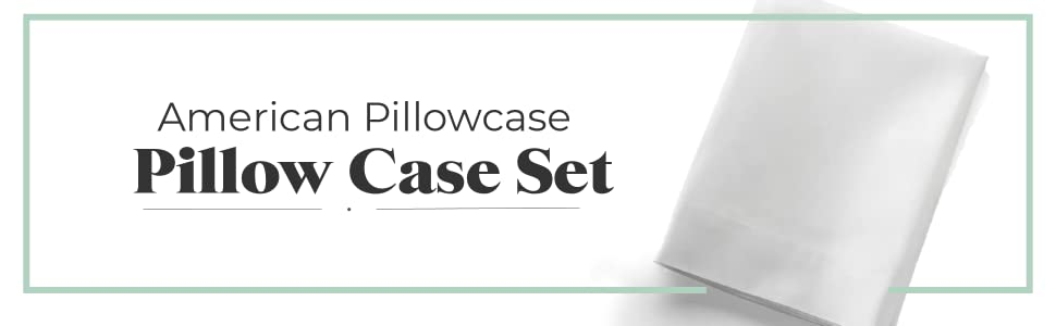 american pillowcase