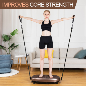 Vibration Plate With Loop
