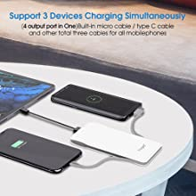 portable phone charger iphone