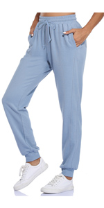 Women's Loose Track Pants with Pockets