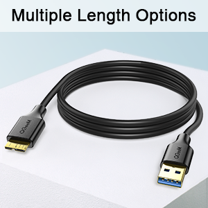 5micro usb 3.0 cable
