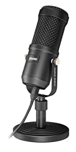 Flashandfocus.com 2f454711-9a5d-4545-9bbd-cd64aa9c0586.__CR375,0,750,1500_PT0_SX150_V1___ Aokeo Professional Studio Recording Microphone Isolation Shield, Pop Filter.High density absorbent foam is used to…