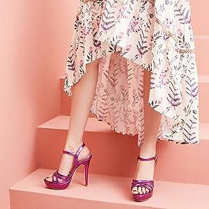 Grape Sandal