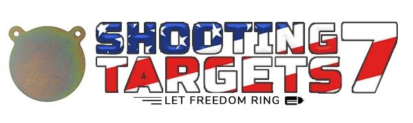 shooting targets 7 ar500 targets steel targets ar500 gongs reactive steel targets rifle targets