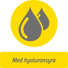 Med hyaluronsyra
