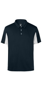 Mens Big and Tall Polo Cool Dri Fit Performance Athletic Golf Shirts for Men