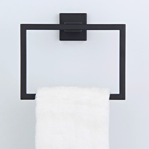 stable hand towel rack