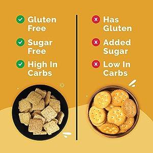 Bakery Style Gourmet Cookies   100% Sugar Free   Gluten Free
