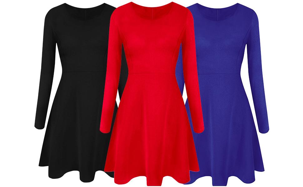 black dresses for women, black long sleeve dress, long sleeve dresses for women