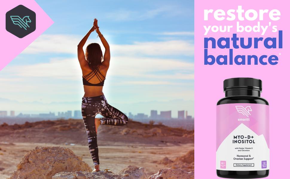 restore body natural hormonal balance emeritt myo inositol d chiro