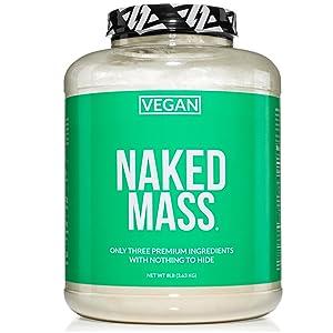 vegan weight gainer protein shake, mass gainer smoothie, weight gainer shake, vegan protein smoothie