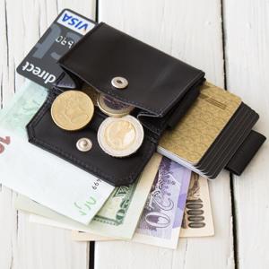 Geldbörse Kreditkarte Echt Leder Geldbeutel Kartenetui 902 Slim Wallet