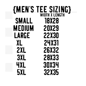 NYC FACTORY SIZE TEE