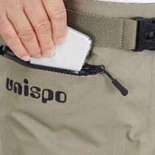 Waterproof Zippered Pocket