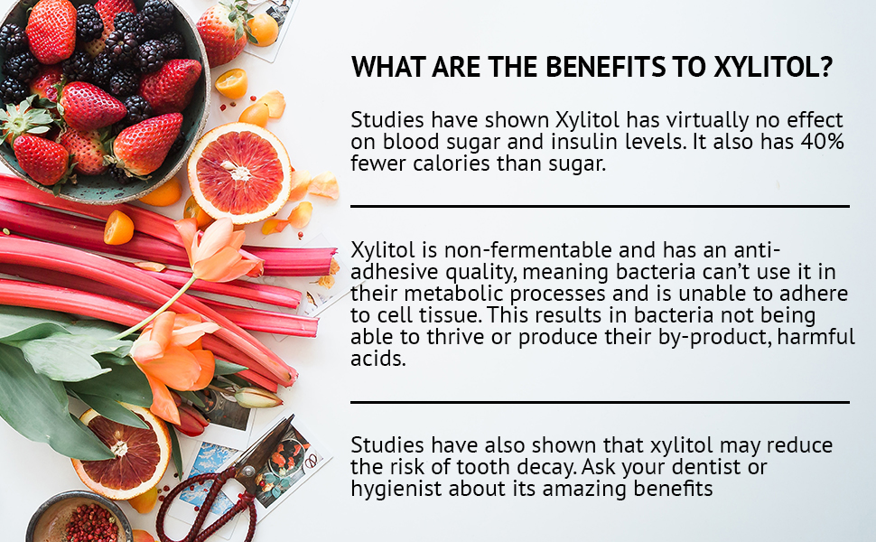 xylitol birch sugar free sweeteners birch xylitol