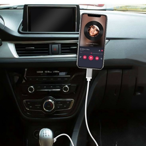 aux extension cord for iPhone