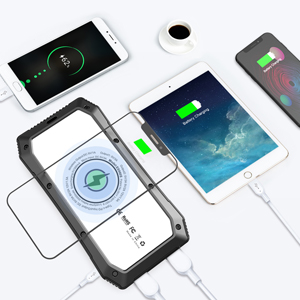 charge 4 devices at the same time