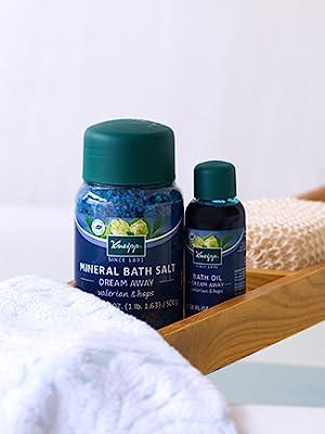 Amazon com: Kneipp Herbal Bath Oil, Dream Away, Valerian