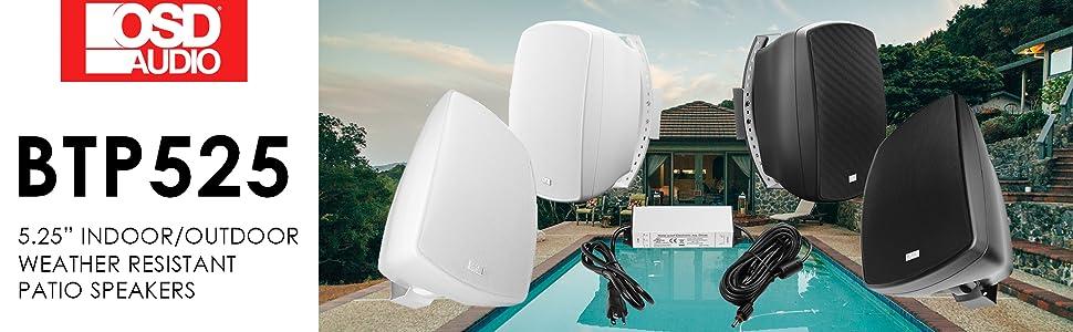 bluetooth outdoor speaker