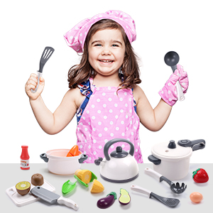Role play kitchen toys