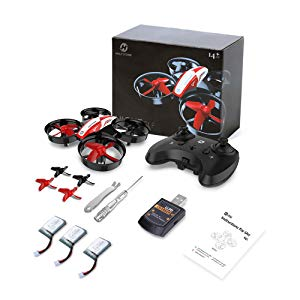 6-Holy Stone HS210 Mini Drone RC Nano Quadcopter Best Drone for Kids and Beginners