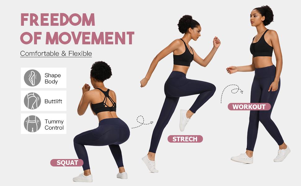 Past Sqaut Test Yoga Leggings