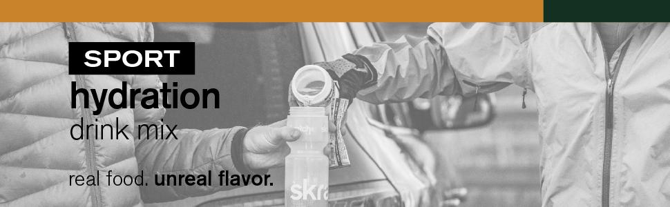 skratch sports hydration mix