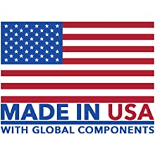 Made in USA with Global Components