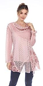 Tunic, Pink