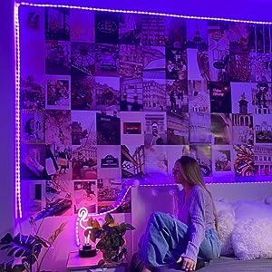 Flamingueo Decorazioni Parete 100 Foto Decorazioni Camera Da Letto Ragazza Aesthetic Decorazione Parete Accessori Camera Da Letto Decorazioni Camera Aesthetic Room Decor Paris Amazon It Fai Da Te