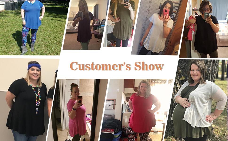 0005 Customer's Shows