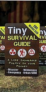 libro guía de supervivencia equipo kit de primeros auxilios family pack bulk survival books guide