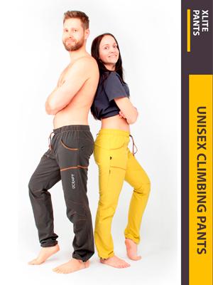 climbing pants, bouldering pants, xlite pants, ucraft climbing