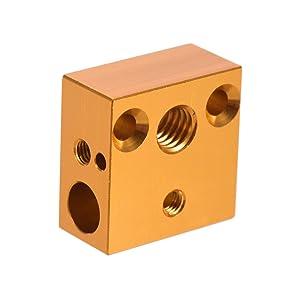 Aibecy creality 3d Calentador impresora Block 20 * 20 * 10 mm para ...