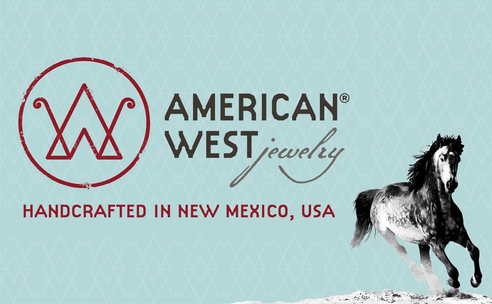 American West jewelry sterling silver gemstone polish oxidized southwestern bold beautiful