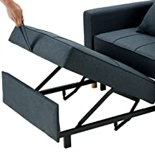 fold chair bed
